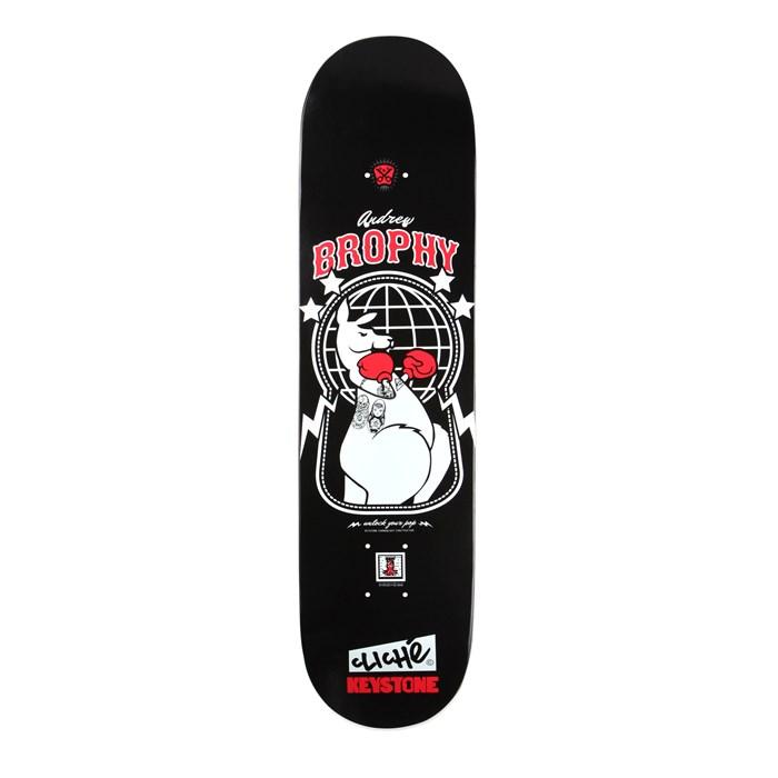 Cliché - Cliche' Brophy Mascot 7.8 Skateboard Deck