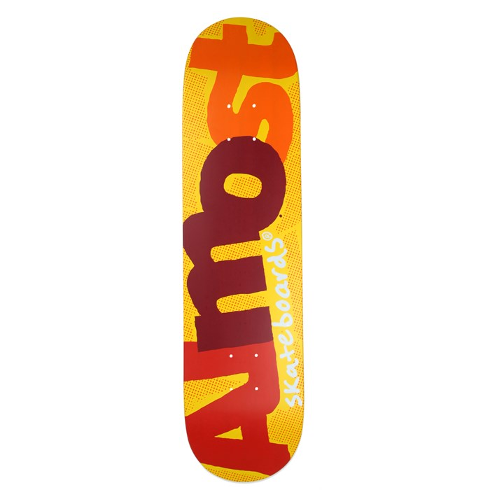 Almost - Pop Art Skateboard Deck