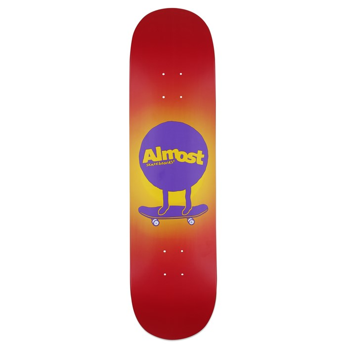 Almost - Mo Man Skateboard Deck