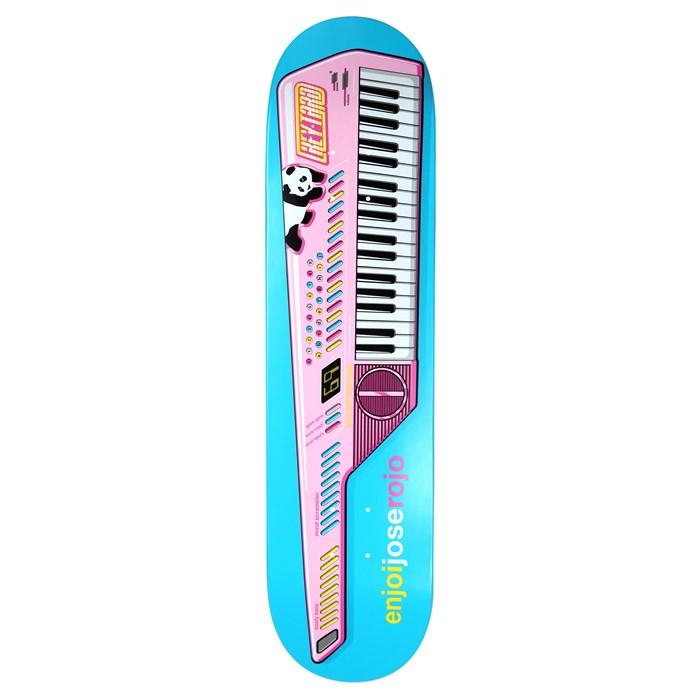 Enjoi - Rojo Keytard 7.75 Skateboard Deck