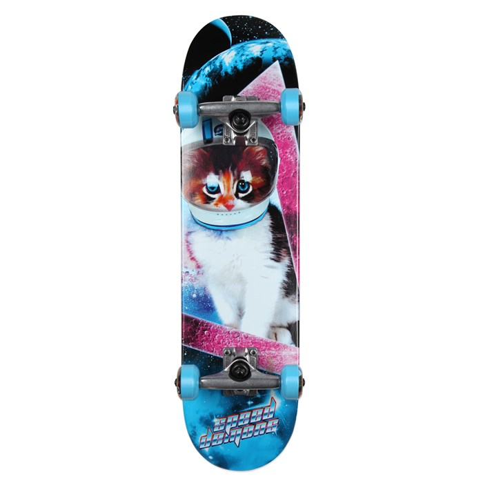 Speed Demons - Kitty Complete Skateboard - Kid's