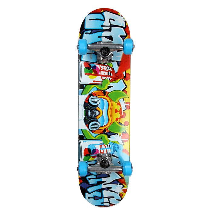 Speed Demons - Tagger Youth Brigade Complete Skateboard - Kid's