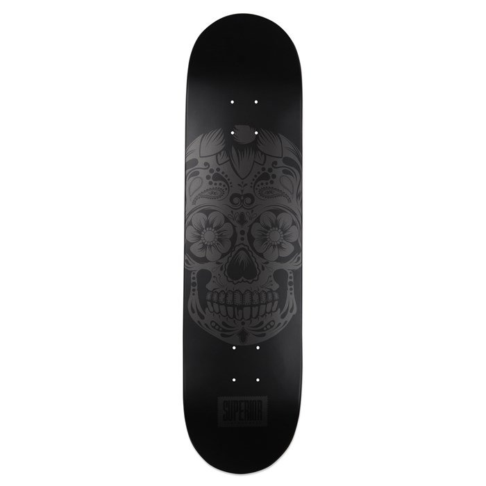 Speed Demons - Superior Sugar Skull Skateboard Deck
