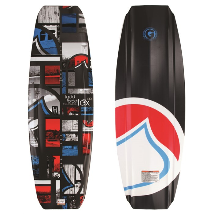 Liquid Force - Tex Wakeboard 2013