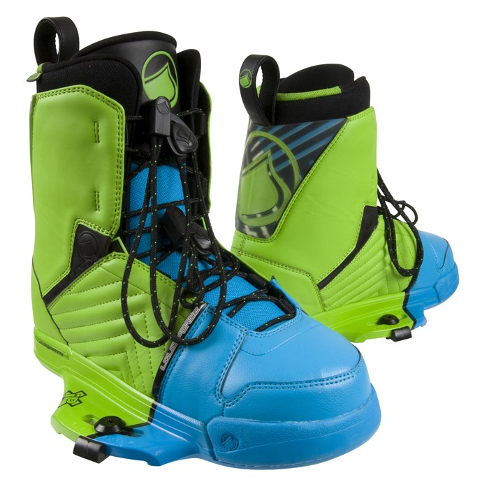 Liquid Force - Liquid Force Harley Wakeboard Bindings 2013
