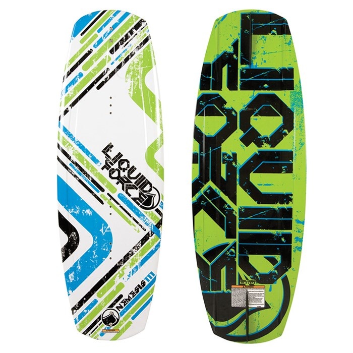 Liquid Force - Nemesis Wakeboard - Boy's 2013