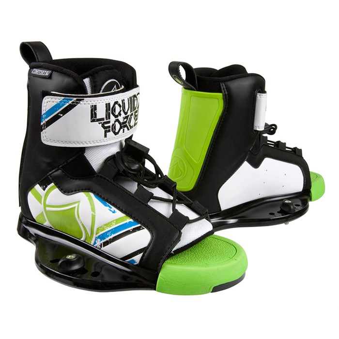 Liquid Force - Nemesis Wakeboard Bindings - Boy's 2013
