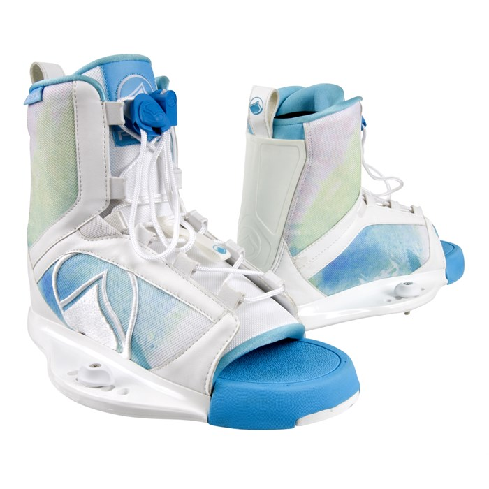 Liquid Force - Plush Wakeboard Bindings - Women's 2013