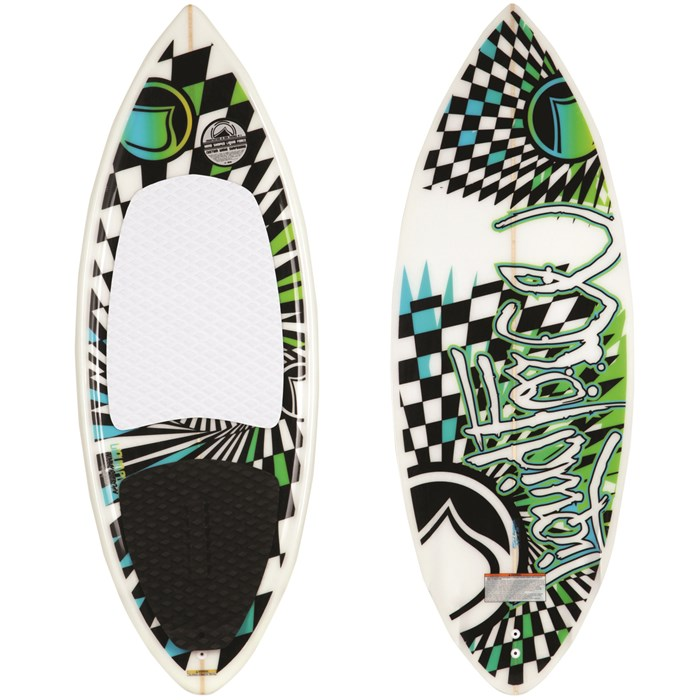 Liquid Force - Tommy Custom Skim Wakesurf Board 2013