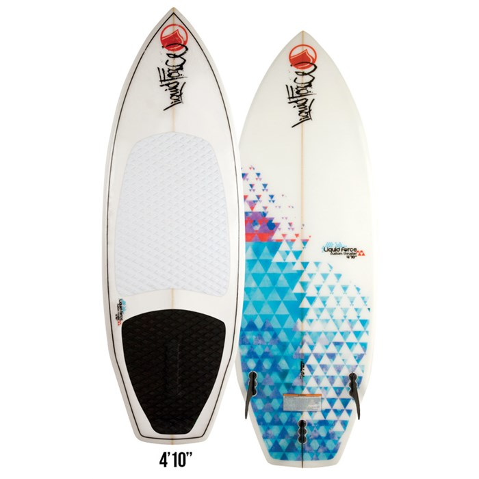 Liquid Force - Thruster Wakesurf Board 2013