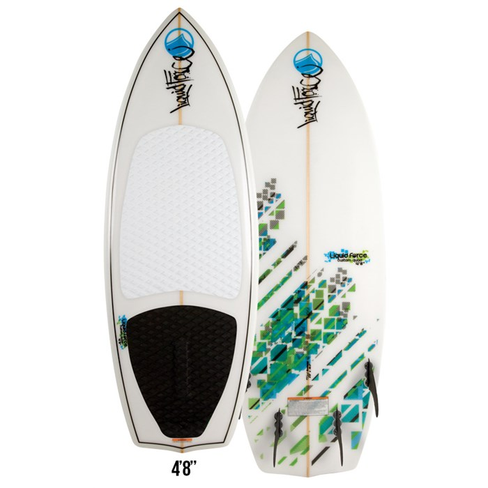 Liquid Force - Quad Wakesurf Board 2013