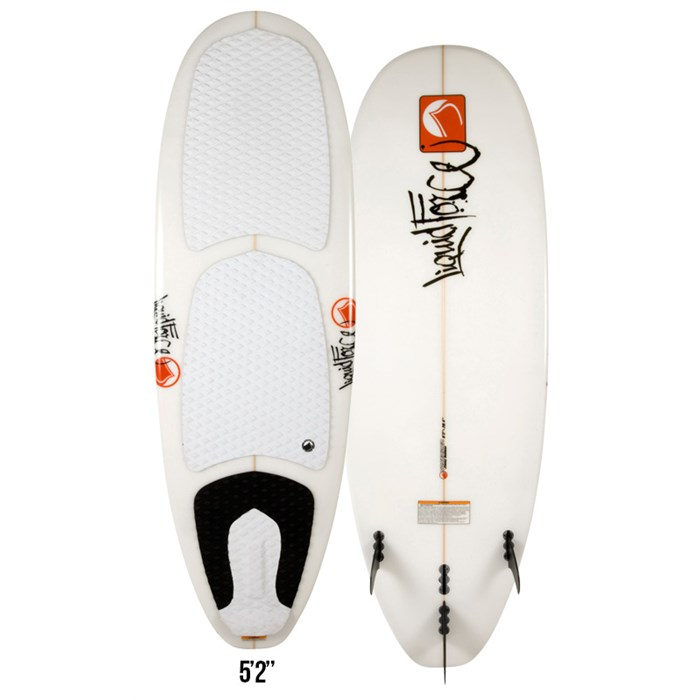 Liquid Force - Nose Rider Wakesurf Board 2013