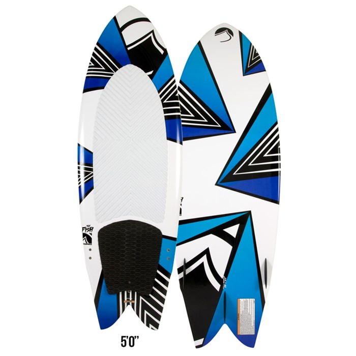 Liquid Force - Fish Wakesurf Board 2013