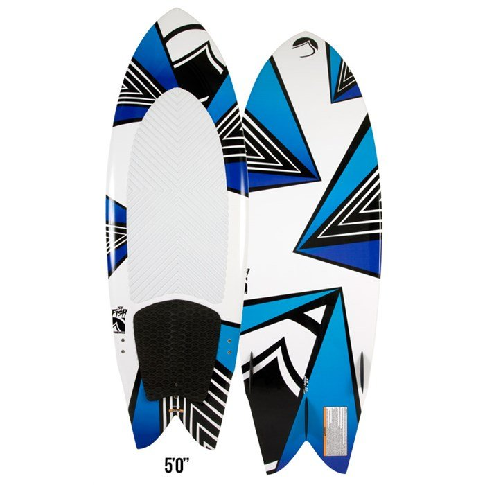 Liquid Force - Liquid Force Fish Wakesurf Board 2013