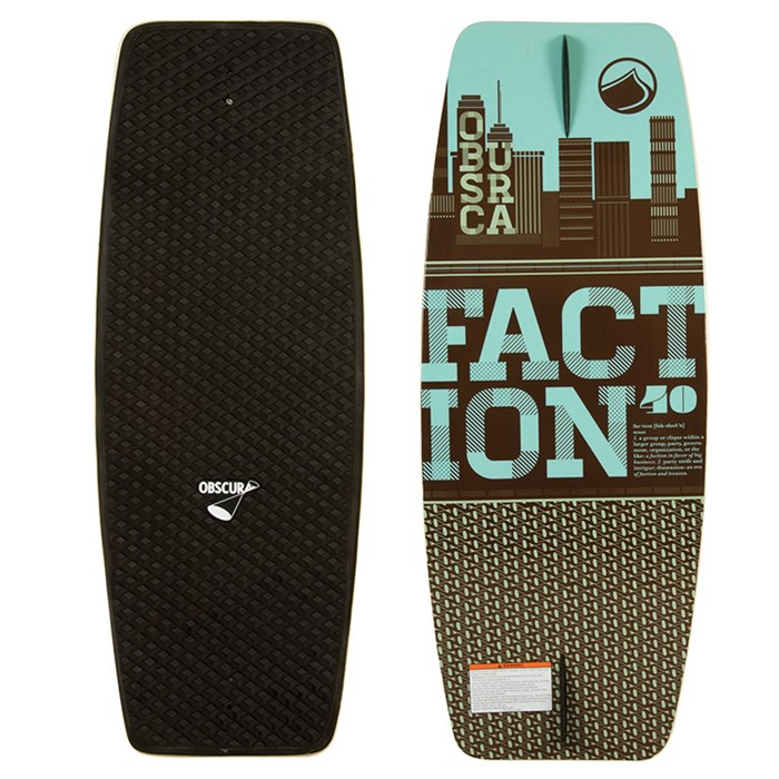 Liquid Force - Faction Wakeskate 2013
