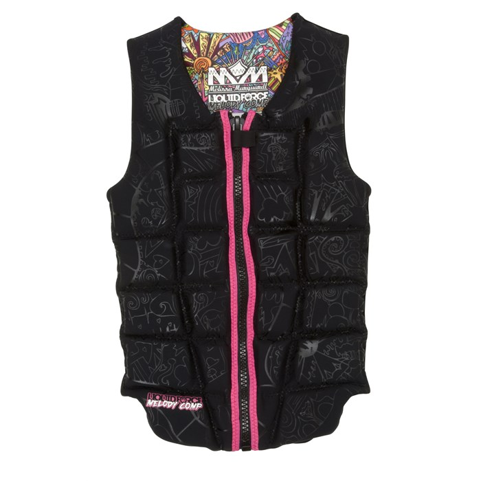 Liquid Force - Melissa Comp Wakeboard Vest - Women's 2013