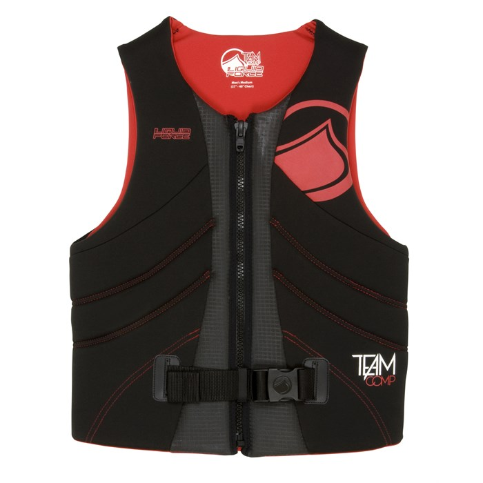 Liquid Force - Team Comp Wakeboard Vest 2013