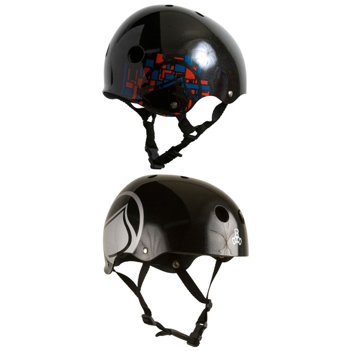 Liquid Force - Fooshee Comp Wakeboard Helmet 2013