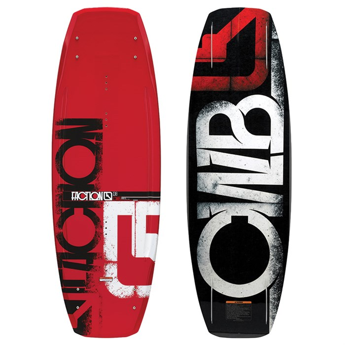 CWB - Faction Wakeboard 2013