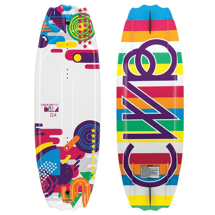 CWB - Bella Wakeboard - Girl's 2013