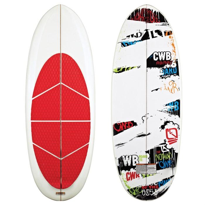 CWB - Nomad Wakesurf Board 2014