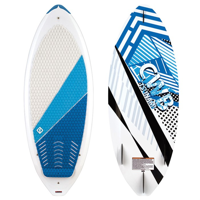 CWB - Tsunami Wakesurf Board 2013
