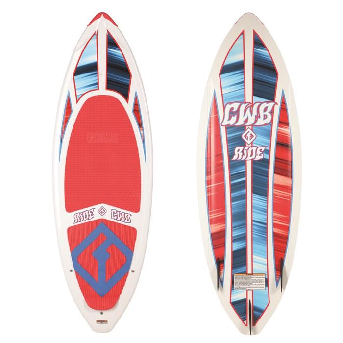 CWB - Ride Wakesurf Board + Surf Rope 2014