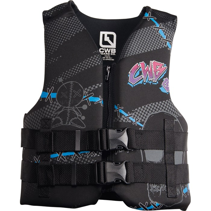 CWB - Youth CGA Wakeboard Vest - Boy's 2014