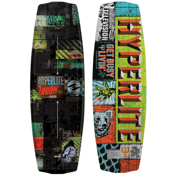 Hyperlite - Union Wakeboard 2013