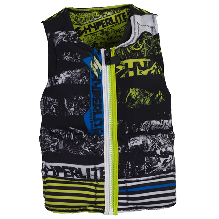 Hyperlite - Franchise Comp Reversible Wakeboard Vest 2013