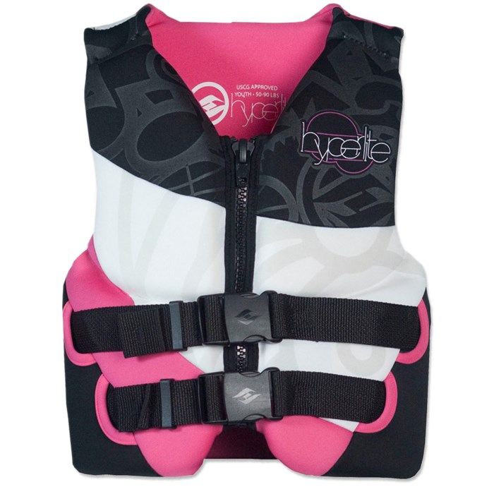 Hyperlite - Girlz Youth Wakeboard Vest - Girl's 2014
