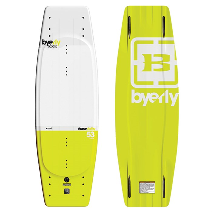 Byerly Wakeboards - AR-1 Wakeboard 2013