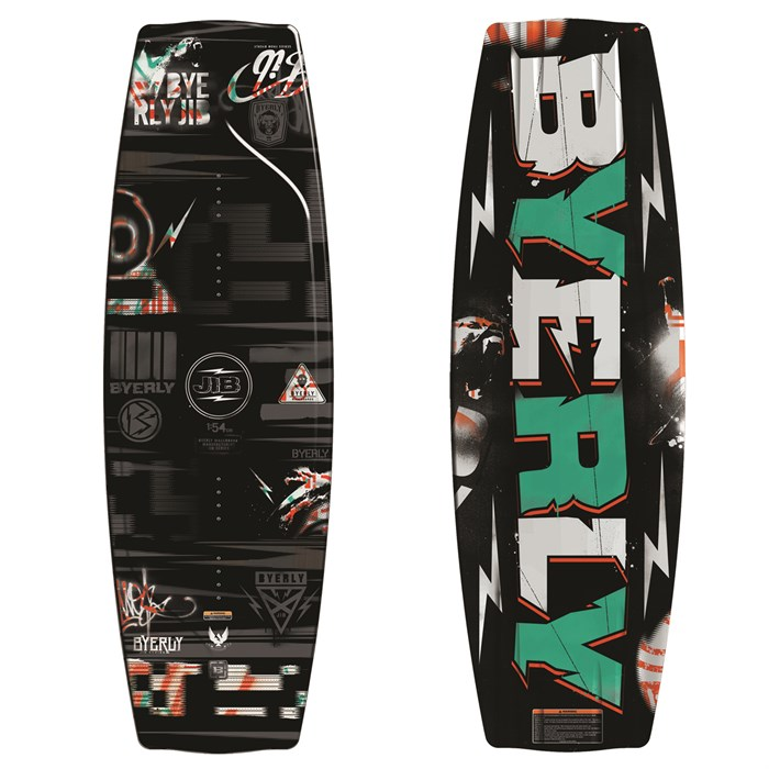 Byerly Wakeboards - Jib Wakeboard 2013