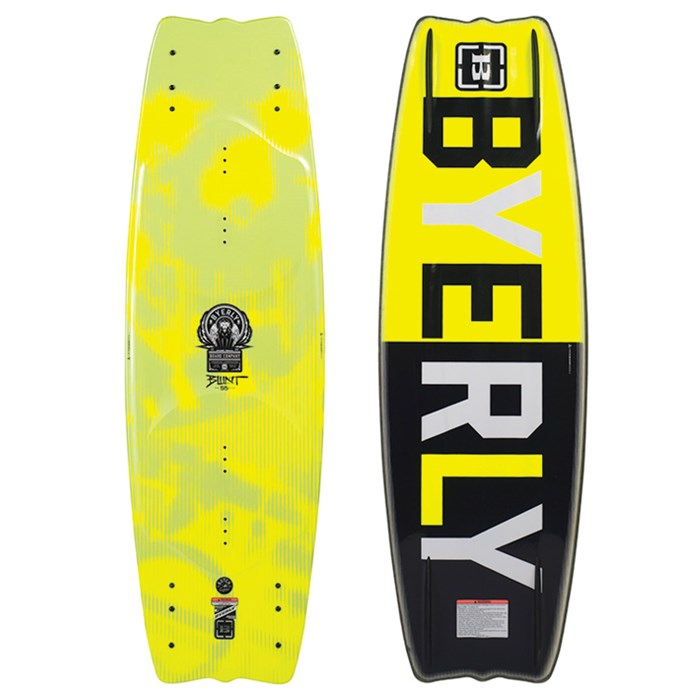Byerly Wakeboards - Blunt Wakeboard 2013
