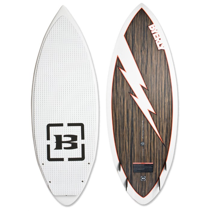 Byerly Wakeboards - Hazard Wakesurf Board 2013