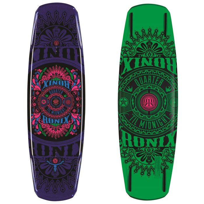 Ronix - Quarter 'Til Midnight Wakeboard - Women's 2013