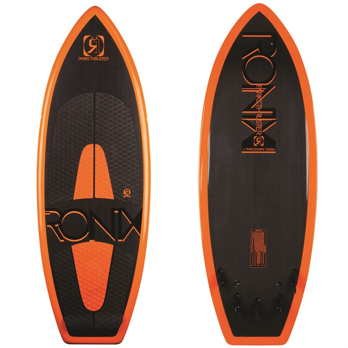 Ronix - Parks Carbon Thruster Wakesurf Board 2013