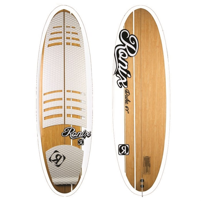 Ronix - The Duke Longboard Wakesurf Board 2013