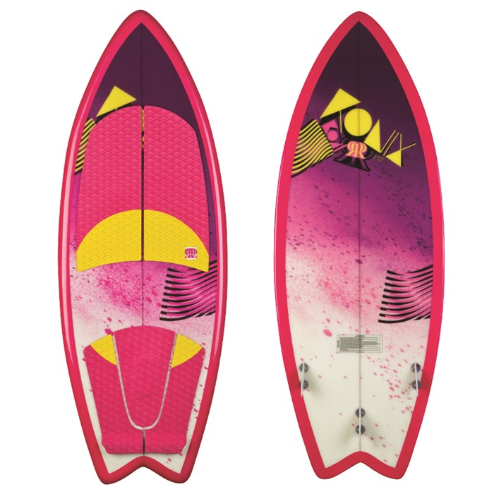 Ronix - Koal Fish Wakesurf Board - Women's 2013