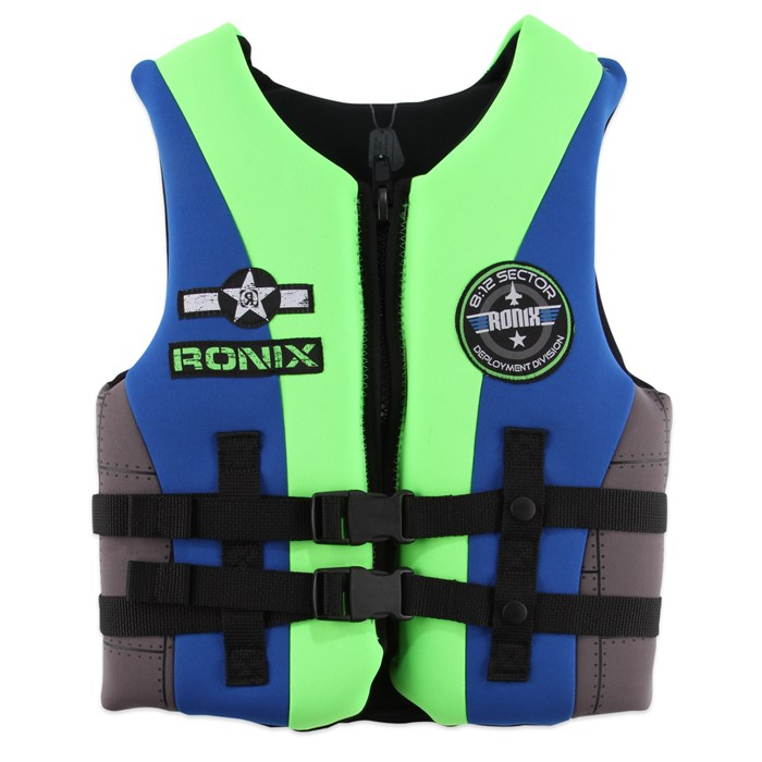 Ronix - Vision CGA Wakeboard Vest - Boy's 2013