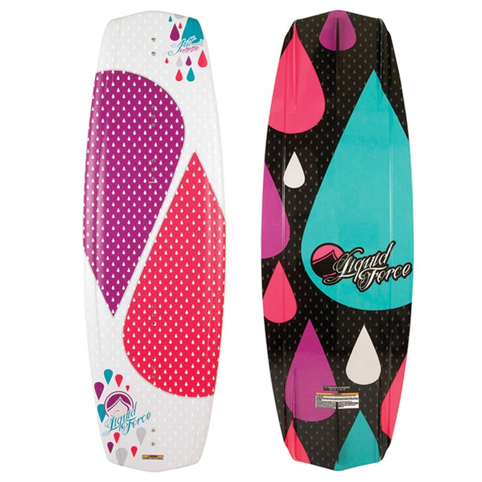 Liquid Force - Jett Wakeboard - Women's 2013