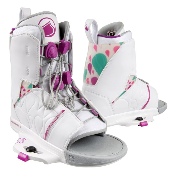 Liquid Force - Transit Wakeboard Bindings - Women's 2013