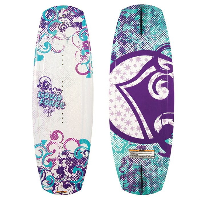 Liquid Force - Star Wakeboard - Girl's 2013