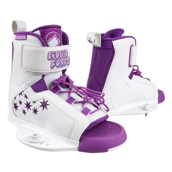 Liquid Force - Star Wakeboard Bindings - Girl's 2013