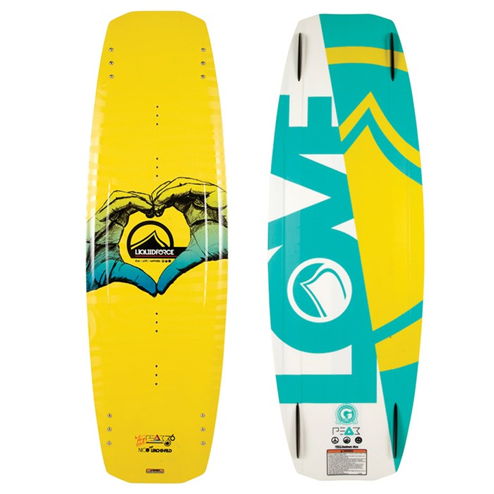 Liquid Force - Peak Wakeboard 2013