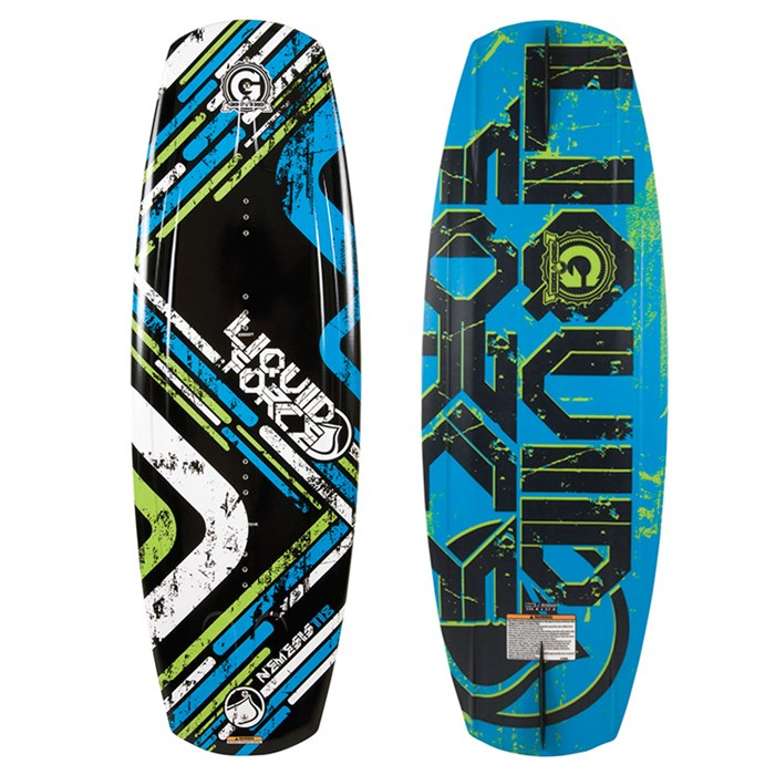 Liquid Force - Nemesis Grind Wakeboard - Boy's 2013