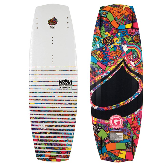 Liquid Force - Melissa Hybrid Wakeboard - Women's 2013