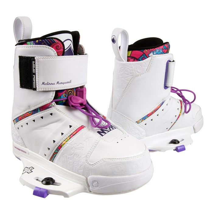 Liquid Force - Melissa Wakeboard Bindings - Women's 2013