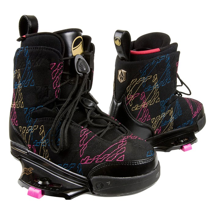 Liquid Force - Wing Wakeboard Bindings - Women's 2013