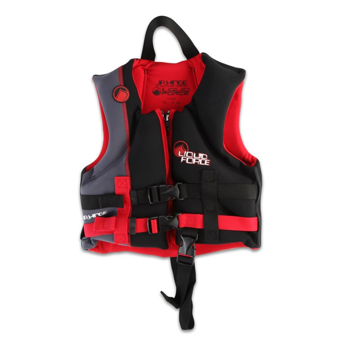 Liquid Force - Junior Hinge CGA Wakeboard Vest - Kid's 2013